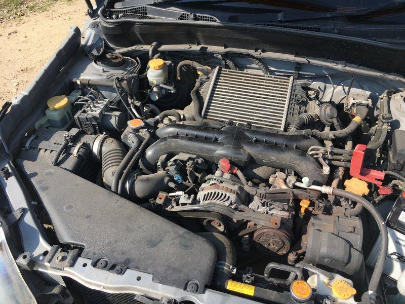 Двигатель Subaru Forester SH5 EJ205 2008 (б/у)