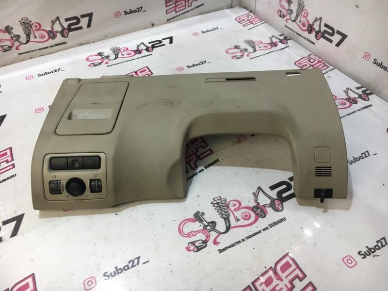Пластик торпедо Subaru Legacy BP5 EJ204 2005 (б/у)