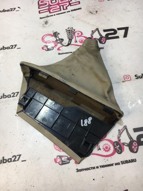 Ручник Subaru Legacy BP5 EJ204 2005 (б/у)