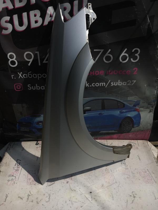 Крыло Subaru Outback BP9 EJ253 2003 переднее правое (б/у)