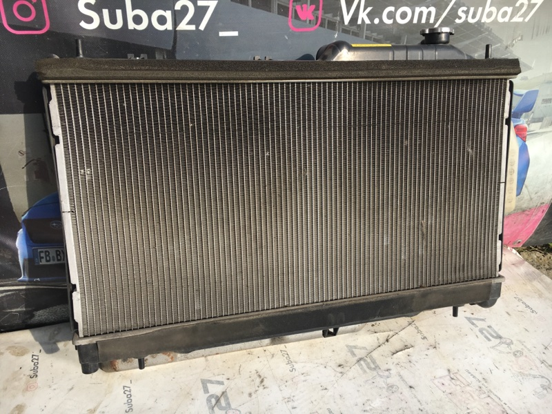 Радиатор двс Subaru Outback BP9 EJ253 2003 (б/у)