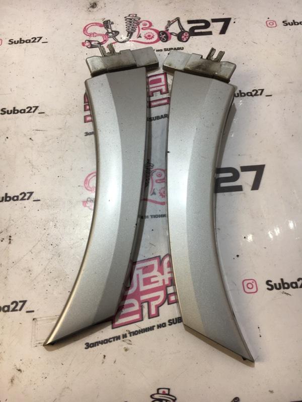 Накладка на крыло Subaru Legacy BL5 EJ20X 2003 задняя (б/у)