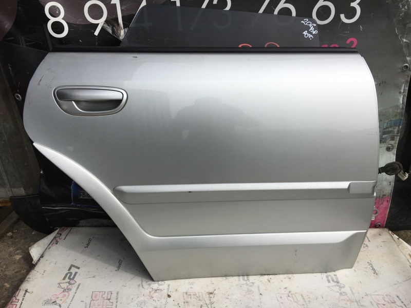 Дверь Subaru Outback BP9 EJ253 2003 задняя правая (б/у)