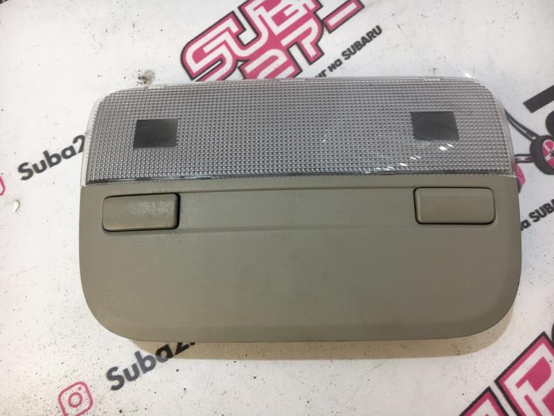 Плафон салона Subaru Legacy BL5 EJ20X 2008 передний (б/у)