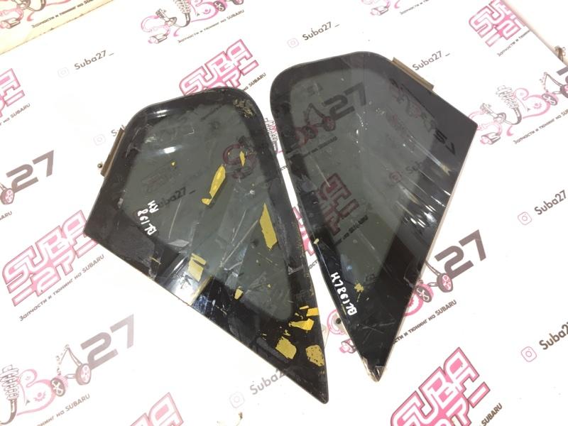 Стекло собачника Subaru Legacy BL5 EJ20X 2008 (б/у)