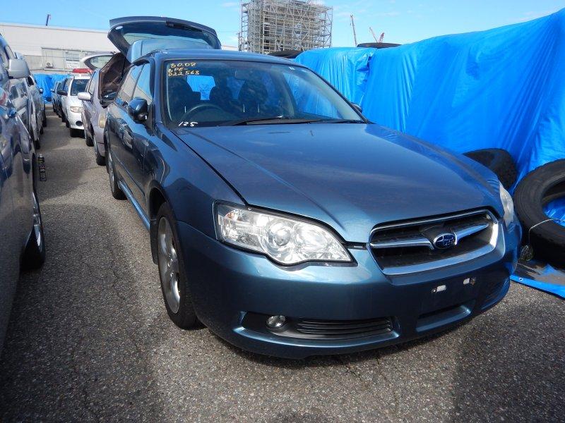Бампер Subaru Legacy BPE EZ30 2005 передний (б/у)