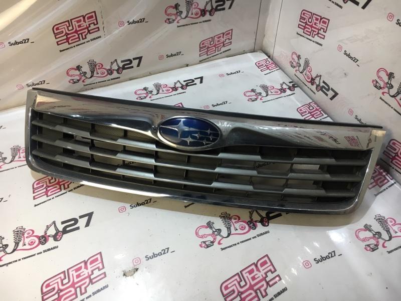Решетка радиатора Subaru Forester SH5 EJ204 2008 (б/у)