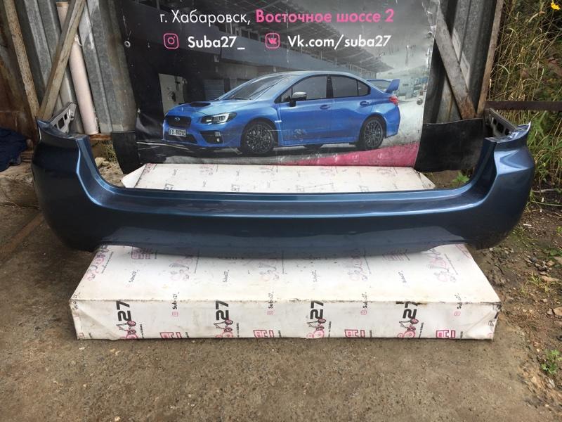 Бампер Subaru Legacy BPE EZ30 2005 задний (б/у)