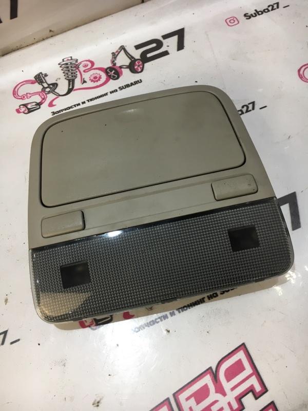 Плафон салона Subaru Legacy BPE EZ30 2005 передний (б/у)