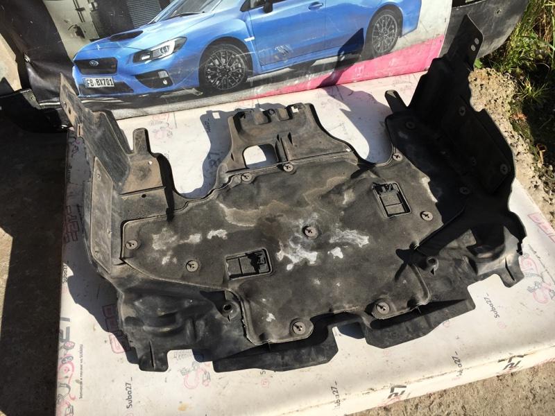 Защита двигателя Subaru Legacy BLE EZ30 2006 (б/у)