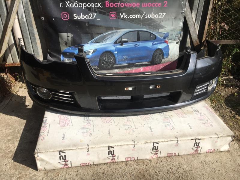 Бампер Subaru Legacy BLE EZ30 2006 передний (б/у)