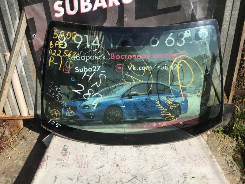 Стекло Subaru Legacy BPE EZ30 2005 переднее (б/у)