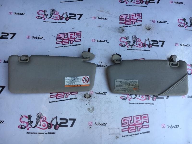 Козырек солнцезащитный Subaru Legacy BP5 EJ204 2005 (б/у)