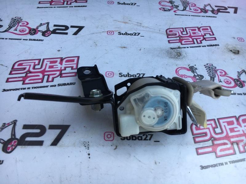 Ремень безопасности Subaru Legacy BP5 EJ204 2005 задний (б/у)