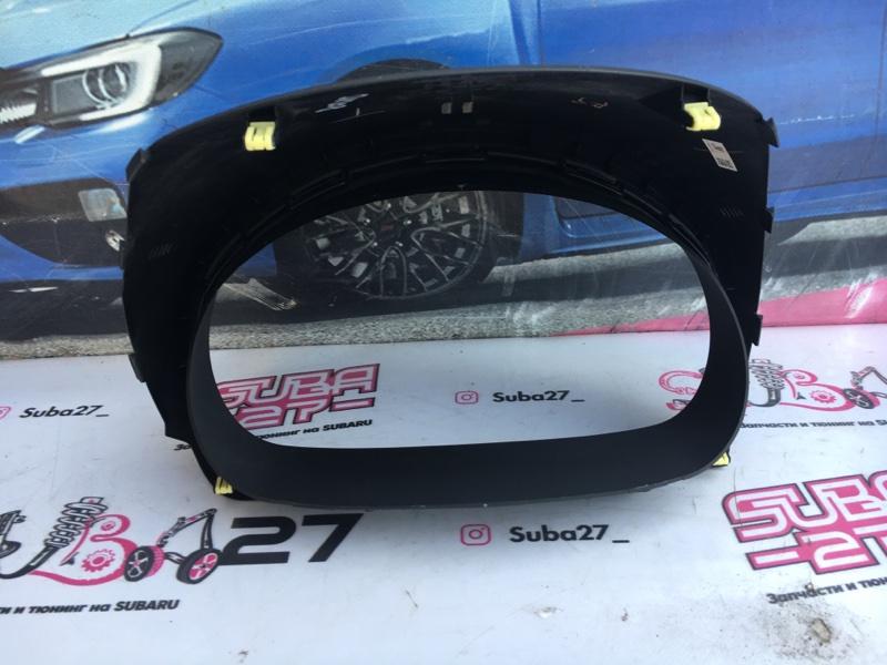 Козырек на панель приборов Subaru Forester SH5 EJ204 2008 (б/у)