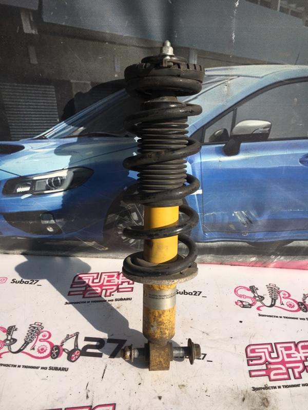 Стойки Subaru Legacy BL5 EJ20Y 2008 задние (б/у)