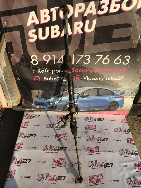 Рулевая рейка Subaru Forester SH5 EJ205 2008 (б/у)