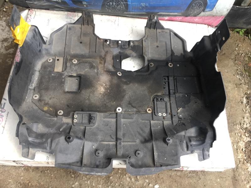 Защита двигателя Subaru Legacy BL5 EJ20X 2007 (б/у)