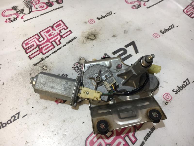 Мотор дворников Subaru Legacy BL5 EJ20X 2007 (б/у)