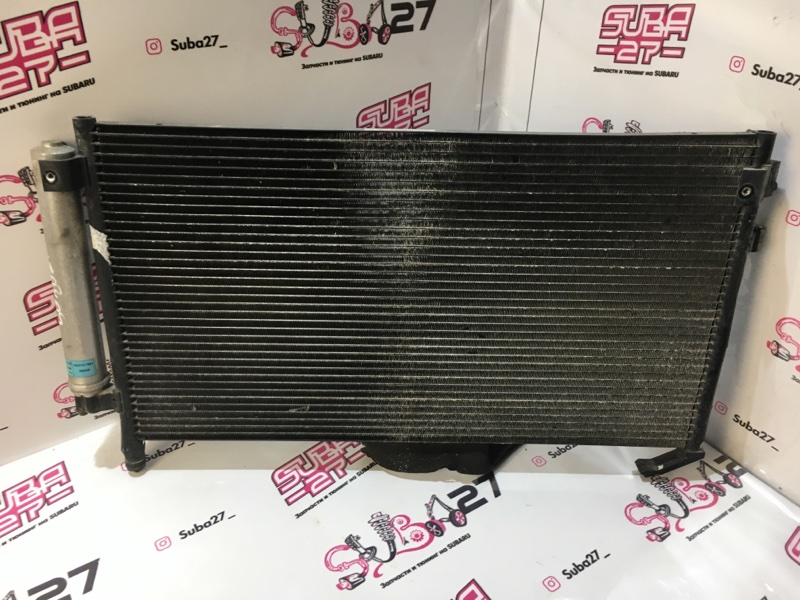 Радиатор кондиционера Subaru Forester SG5 EJ205 2002 (б/у)