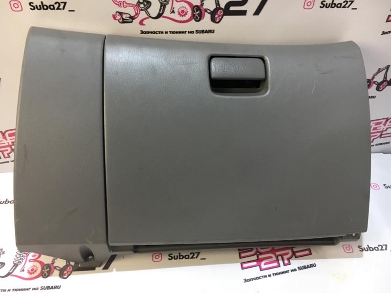 Бардачок Subaru Forester SG5 EJ205 2002 (б/у)