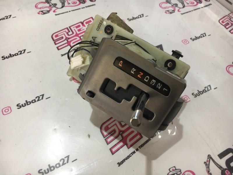Селектор акпп Subaru Forester SG5 EJ205 2002 (б/у)