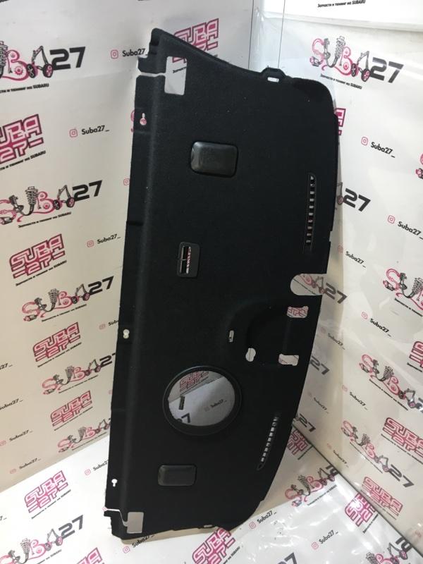 Обшивка салона Subaru Legacy BL5 EJ20Y 2007 задняя (б/у)