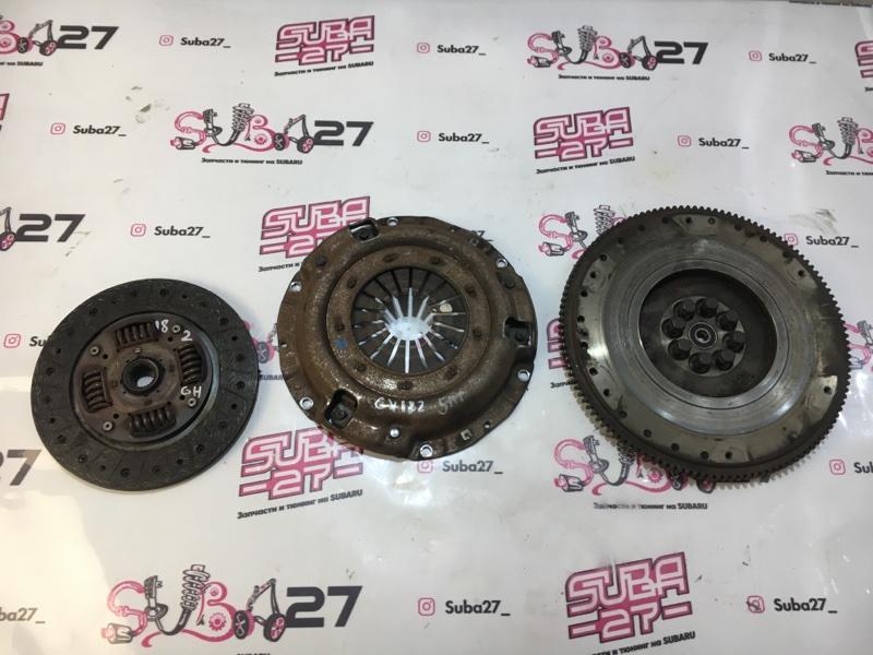 Диск сцепления Subaru Impreza GH3 EL154 2009 (б/у)