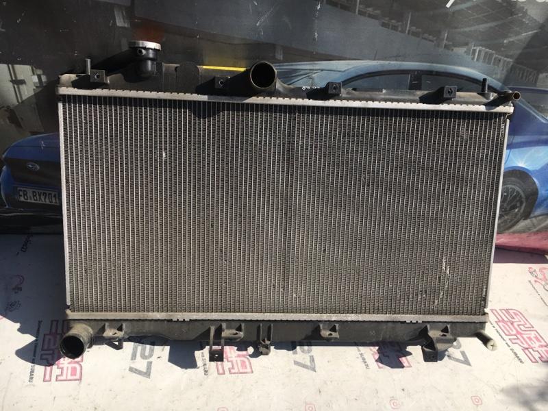 Радиатор двс Subaru Legacy BP5 EJ20X 2008 (б/у)