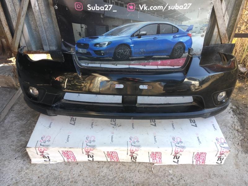 Бампер Subaru Legacy BP5 EJ20X 2005 передний (б/у)