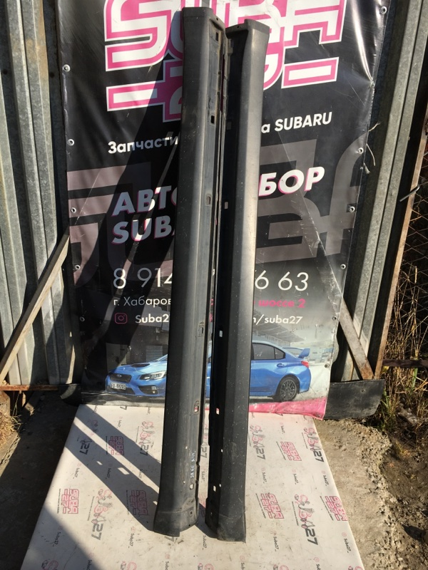 Порог Subaru Legacy BP5 2004 (б/у)