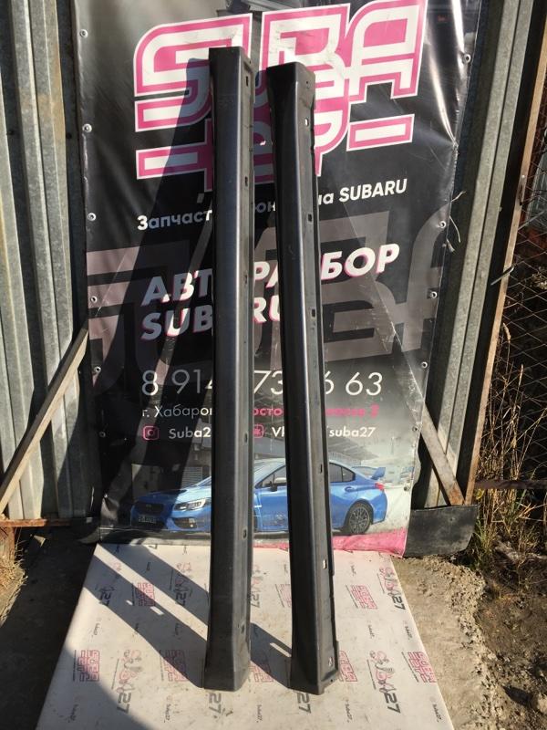 Порог Subaru Legacy BP5 EJ20X 2008 (б/у)