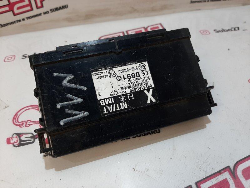 Блок управления имобилайзера Subaru Legacy BP5 EJ20X 2003 (б/у)