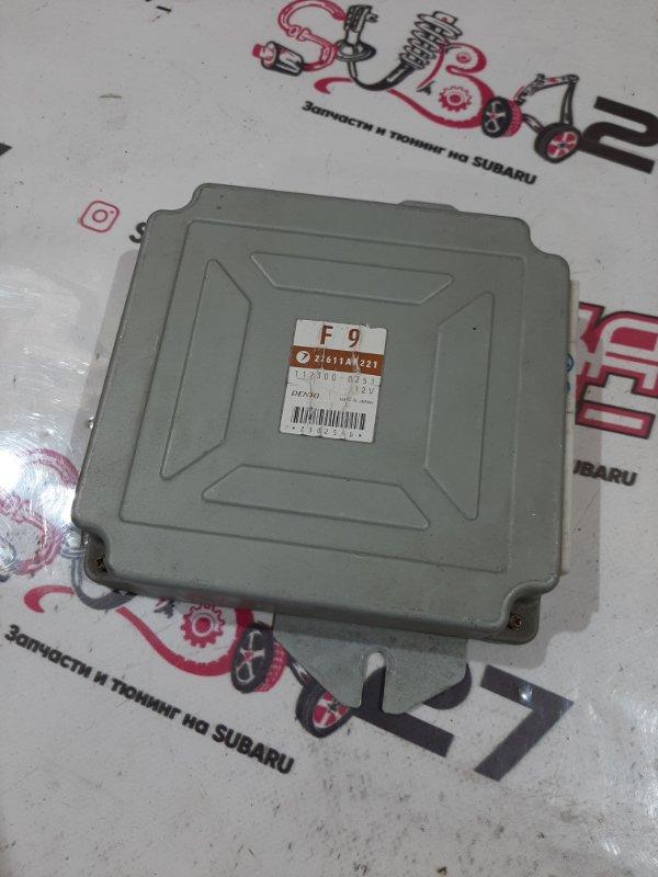 Компьютер Subaru Legacy BL5 EJ20X 2004 (б/у)