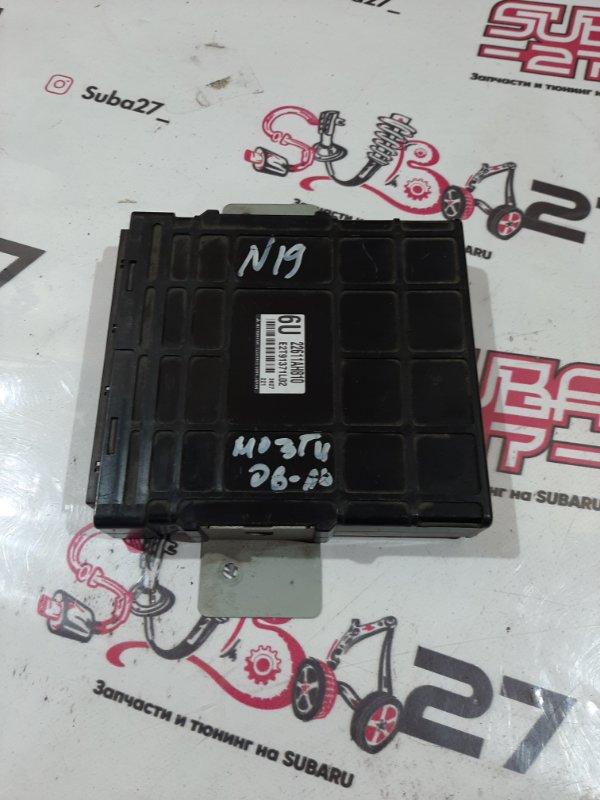 Компьютер Subaru Legacy BL5 EJ204 2003 (б/у)