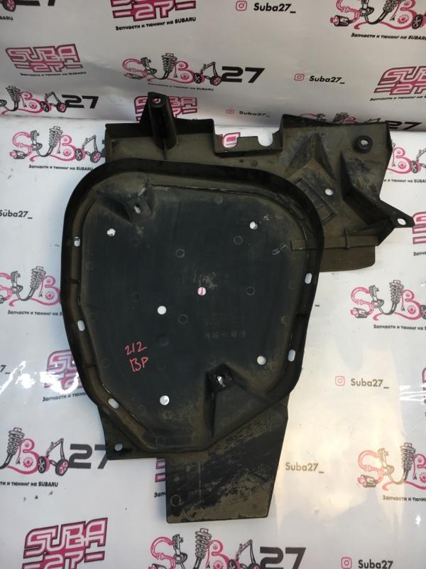 Защита бака Subaru Legacy BP5 EJ20X 2007 (б/у)