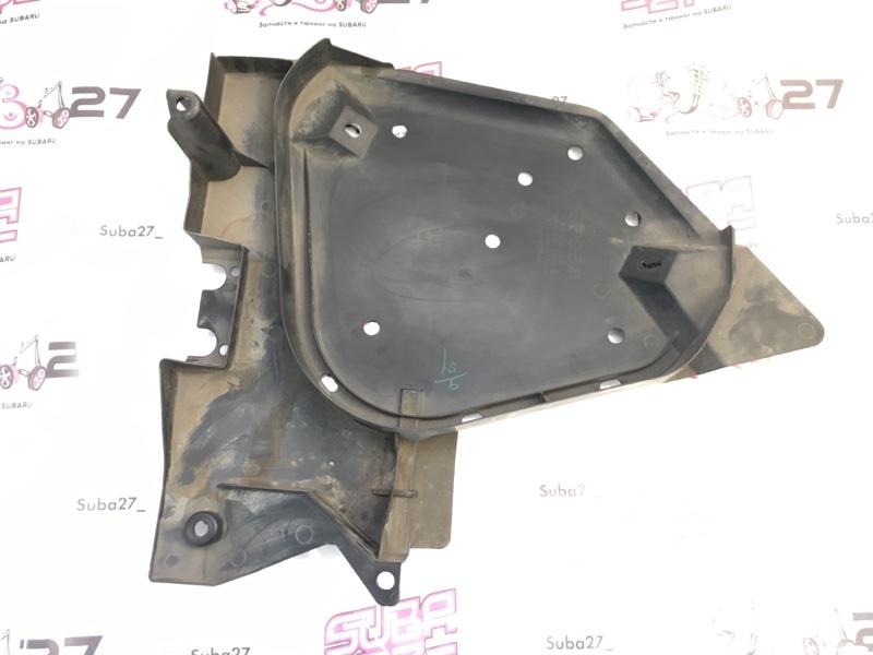 Защита бака Subaru Legacy BP5 EJ20X 2003 (б/у)