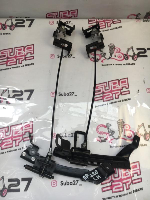 Механизм складывания сидений Subaru Legacy BP5 EJ20X 2003 (б/у)