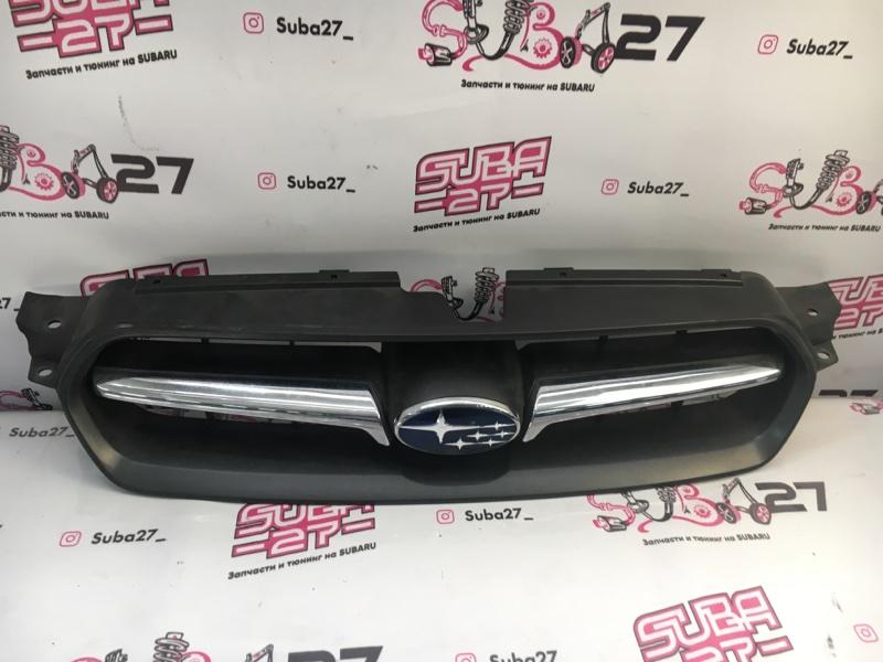 Решетка радиатора Subaru Legacy BP5 EJ20X 2003 (б/у)