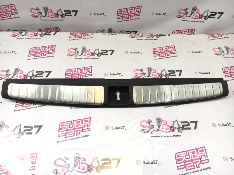 Пластик багажника Subaru Legacy BP5 EJ20X 2003 (б/у)