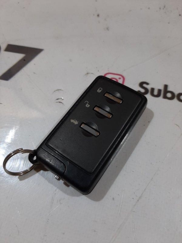 Ключ Subaru Forester SH5 EJ205 2008 (б/у)