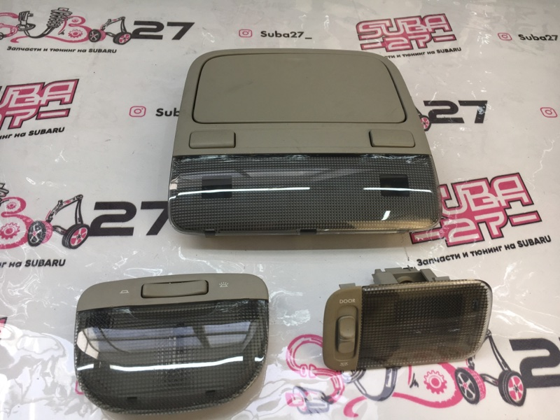 Плафон салона Subaru Legacy BPE EZ30 2004 (б/у)