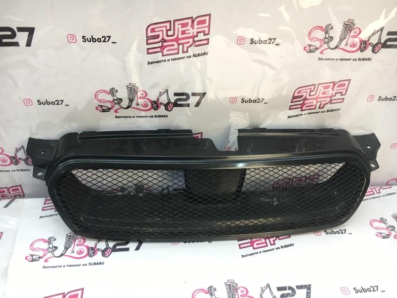 Решетка радиатора Subaru Legacy BPE EZ30 2004 (б/у)