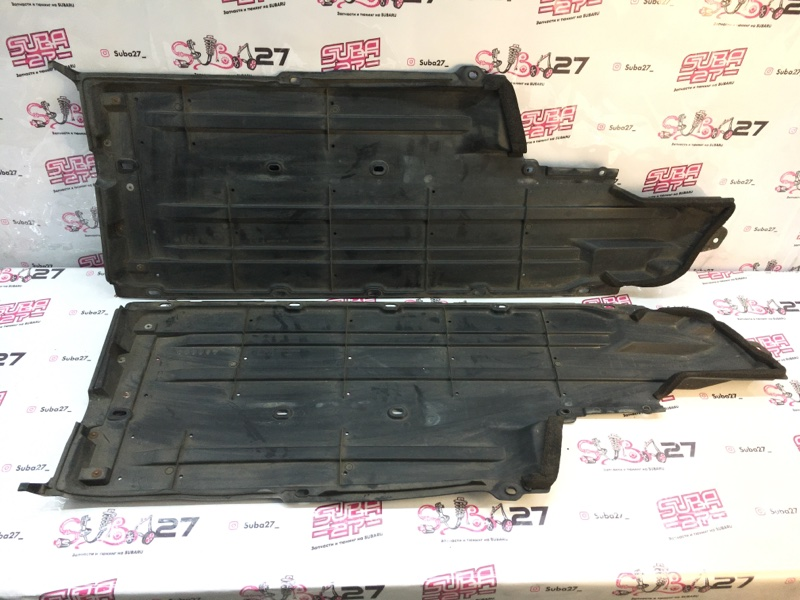 Защита днища Subaru Legacy BPE EZ30 2004 (б/у)