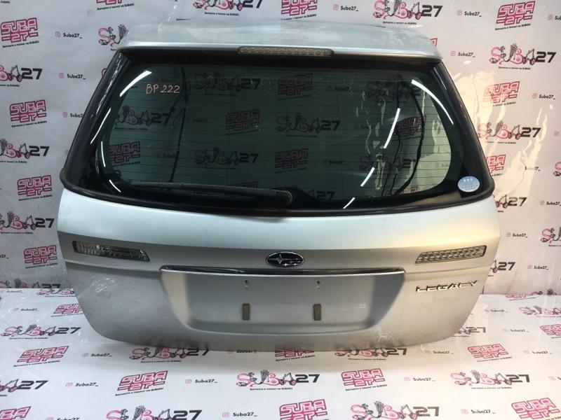 Дверь багажника Subaru Legacy BPE EZ30 2004 (б/у)