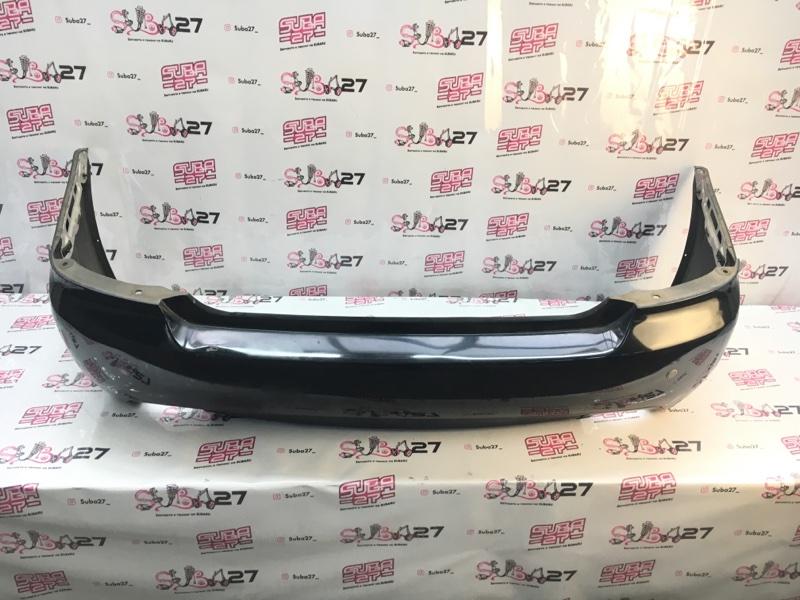 Бампер Subaru Legacy BL5 EJ204 2005 задний (б/у)