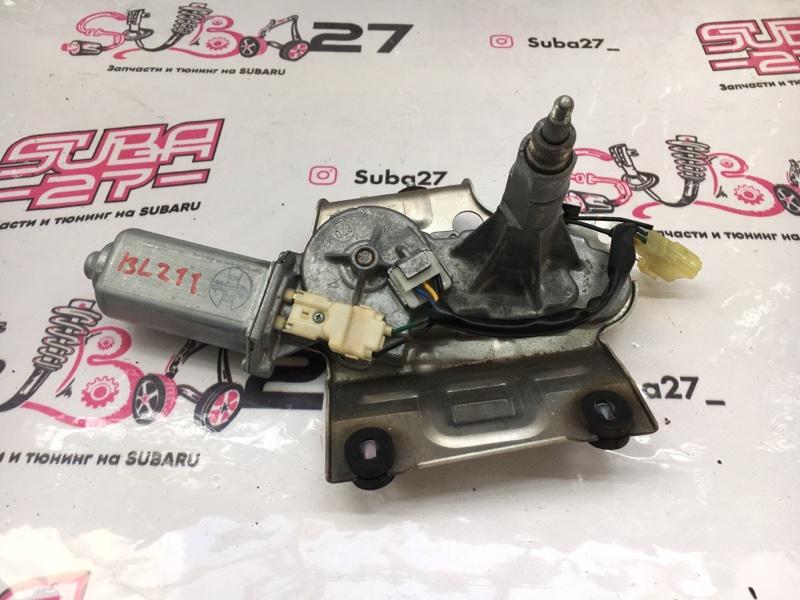 Мотор дворников Subaru Legacy BL5 EJ204 2005 задний (б/у)