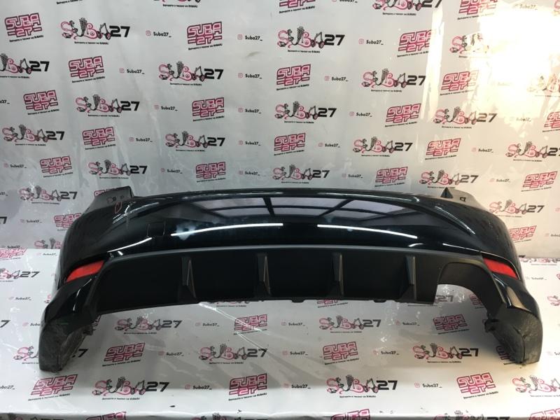 Бампер Subaru Impreza GH2 EL15 2011 задний (б/у)