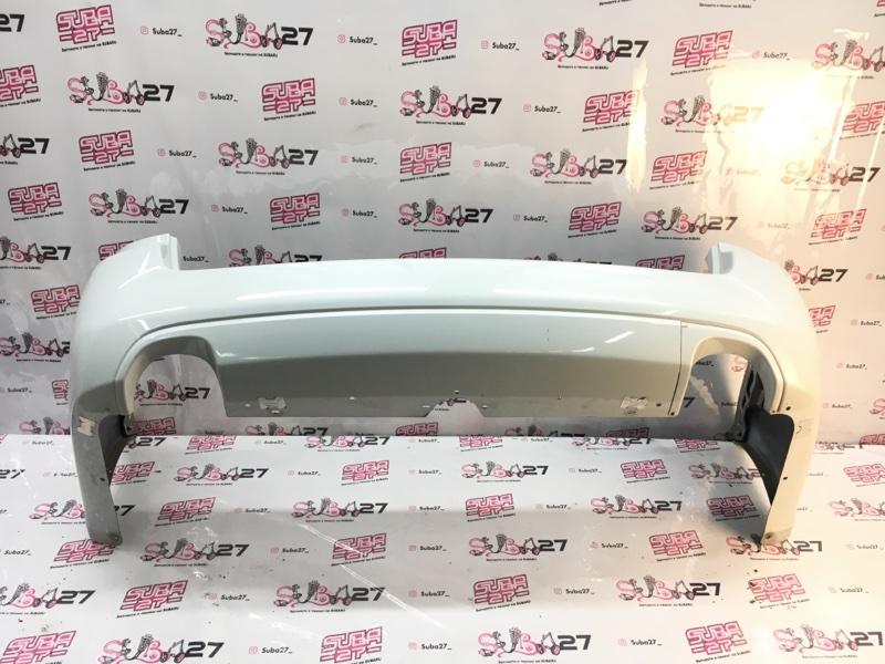 Бампер Subaru Legacy BP5 EJ20X 2003 задний (б/у)