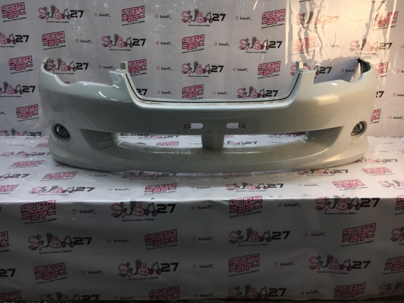 Бампер Subaru Legacy BP5 EJ20X 2003 передний (б/у)